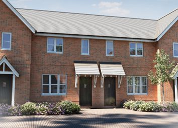 "Thumbnail 2 bedroom terraced house for sale in ""The Hindhead"" at Bishopsfield Road, Fareham"