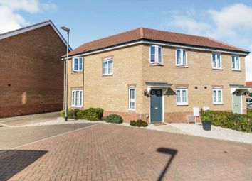 3 bed semi-detached house for sale in Turnstile Square, Colchester CO2