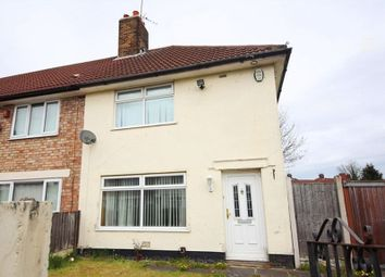 Thumbnail 3 bed terraced house for sale in Greenway, Huyton, Liverpool