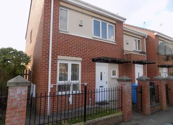 Thumbnail 3 bed terraced house to rent in Ellis Street, Hulme