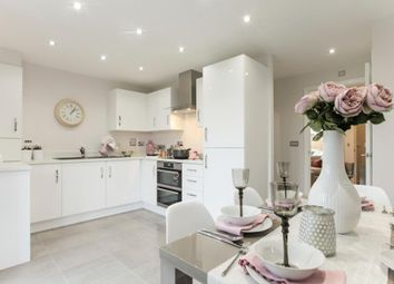 "Thumbnail 3 bedroom end terrace house for sale in ""Plot 5 - The Gosford"" at Goldfinch Close, Launceston"