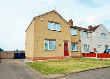 Thumbnail 3 bed semi-detached house for sale in Parks Road, Dunscroft, Doncaster