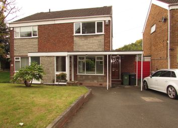 Thumbnail 3 bed semi-detached house for sale in Ascot Close, Oldbury