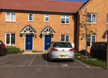 2 bed terraced house for sale in Cottongrass Road, Harwell, Didcot OX11