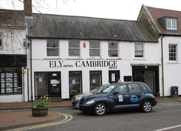 Thumbnail Retail premises for sale in 27 Market Place, Ely, Cambs