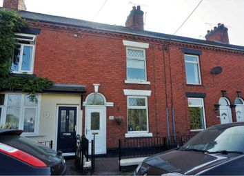 Thumbnail 2 bed terraced house for sale in Broughton Road, Crewe