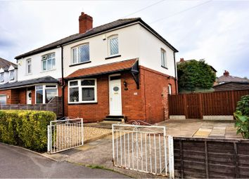 Thumbnail 3 bedroom semi-detached house for sale in Alexander Avenue, Leeds