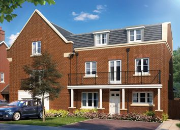 Thumbnail 4 bed detached house for sale in 1811, Old Powder Mills, Leigh