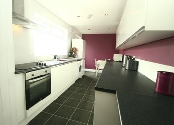 Thumbnail 4 bedroom terraced house to rent in Hurstwood Road, Sunderland