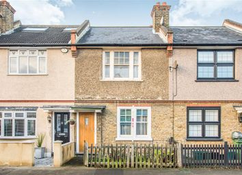 Thumbnail 3 bed terraced house for sale in Portland Crescent, Mottingham, London