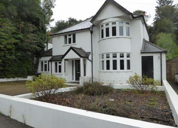 Thumbnail 4 bed detached house for sale in Hillbury Road, Warlingham