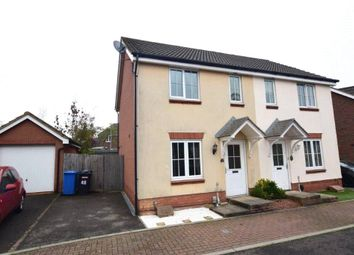 Thumbnail 2 bed semi-detached house for sale in Horn Pie Road, Norwich, Norfolk