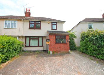 Thumbnail 3 bed semi-detached house to rent in Manderston Road, Newmarket