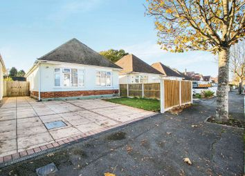 Thumbnail 2 bedroom bungalow for sale in Western Avenue, Bournemouth