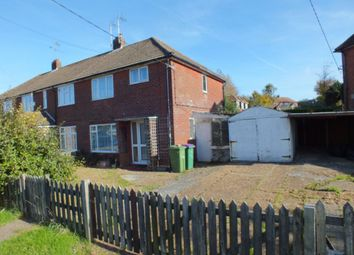Thumbnail 3 bed terraced house for sale in Canterbury Road, Hawkinge