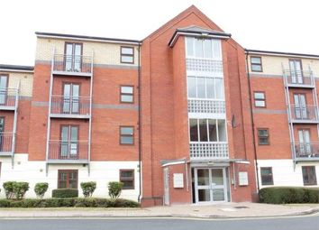 Thumbnail 2 bed flat for sale in Albert Road, Tamworth