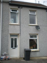 Thumbnail 2 bedroom terraced house to rent in Edward Street, Trecynon, Aberdare