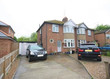 Thumbnail 3 bed semi-detached house to rent in Prykes Drive, Chelmsford
