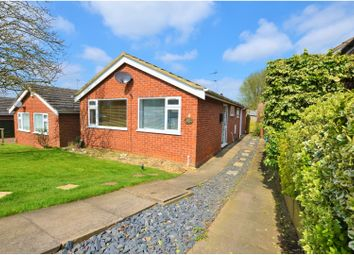 Thumbnail 2 bed detached bungalow for sale in St. Peters Way, Northampton