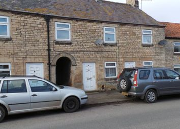 Thumbnail 2 bedroom terraced house to rent in Ermine Street, Ancaster, Grantham