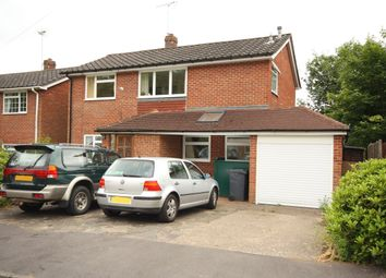 Thumbnail 4 bed detached house to rent in Owen Road, Windlesham