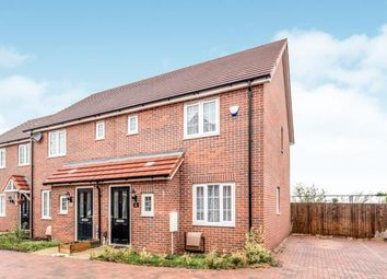 Thumbnail 3 bed end terrace house for sale in Flintham, Shortstown, Bedford, Bedfordshire