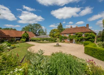 Ashford Hill, Kingsclere, Hampshire RG19. 6 bed detached house for sale