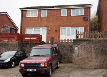 Thumbnail 3 bed semi-detached house for sale in Bryn Bevan, Newport