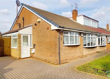 Thumbnail 2 bed semi-detached bungalow for sale in Seymour Road, Tipton, West Midlands