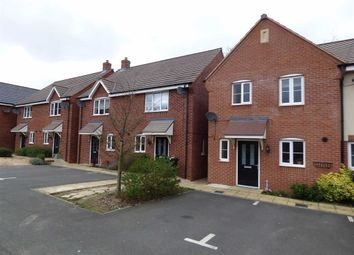 Thumbnail 3 bed end terrace house for sale in Nursery Close, Daventry