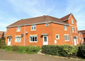 Thumbnail 3 bedroom terraced house to rent in Hakewill Way, Colchester