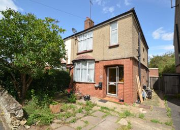 Thumbnail 3 bed semi-detached house for sale in Stacey Avenue, Wolverton, Milton Keynes