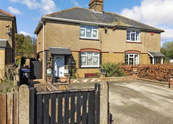 Thumbnail 2 bed semi-detached house for sale in Margate Road, Herne Bay, Kent