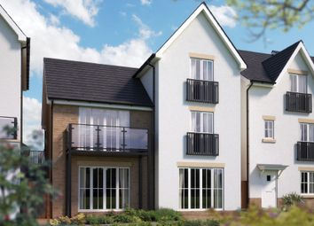 "Thumbnail 4 bed detached house for sale in ""The Powderham"" at Chard Road, Axminster"