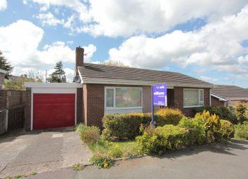 Thumbnail 2 bed detached bungalow for sale in Parc Y Llan, Henllan, Denbigh