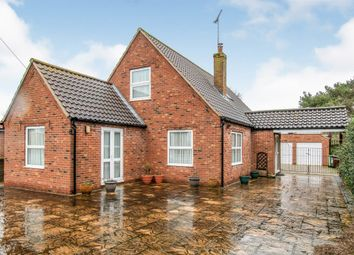 Thumbnail 4 bed bungalow for sale in Brumstead Road, Stalham, Norwich