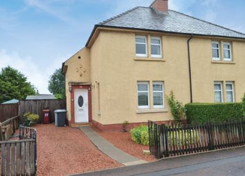 Thumbnail 2 bed semi-detached house for sale in Woodlands Crescent, Bothwell, Glasgow