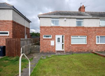 Thumbnail 3 bed semi-detached house for sale in Arthur Cook Avenue, Whickham, Newcastle Upon Tyne
