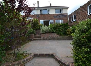 Thumbnail 3 bed semi-detached house to rent in Newlands Road, Tunbridge Wells, Kent