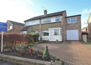 Thumbnail 4 bedroom semi-detached house for sale in Shorwell Road, Bakersfield, Nottingham