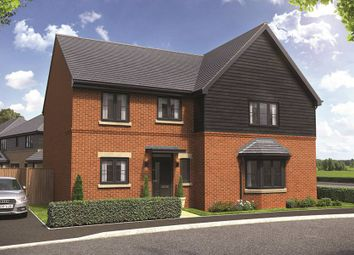 """Thumbnail 2 bedroom semi-detached house for sale in """"The Guydon"""" at Larkhill, Wantage"""