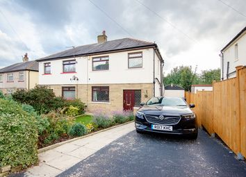 Thumbnail 3 bed semi-detached house for sale in Grasmere Road, Bradford