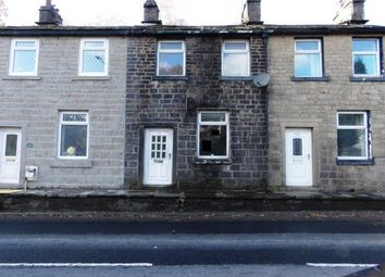 Thumbnail 1 bed terraced house for sale in Burnley Road East, Lumb, Rossendale, Lancashire