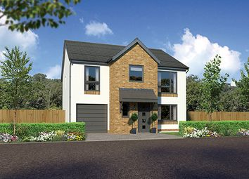 "Thumbnail 5 bed detached house for sale in ""Heddon"" at Kingswells, Aberdeen"