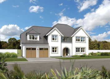 "Thumbnail 5 bedroom property for sale in ""Armstrong"" at Crathes, Banchory"