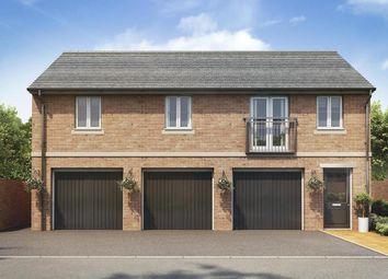 "Thumbnail 2 bedroom detached house for sale in ""Stevenson"" at Pedersen Way, Northstowe, Cambridge"