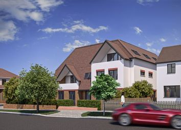 Thumbnail 2 bed flat for sale in Woodmere Avenue, Croydon