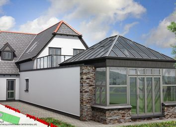 Thumbnail 4 bed detached house for sale in Polscoe, Lostwithiel