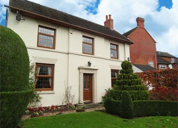 Thumbnail 3 bed detached house for sale in High Street, Gnosall, Stafford