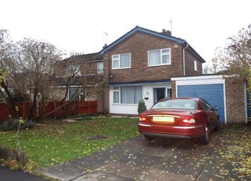 Thumbnail 3 bed property to rent in Patterdale Drive, Loughborough